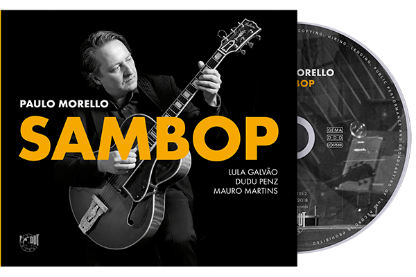 CD Sambop by Paulo Morello